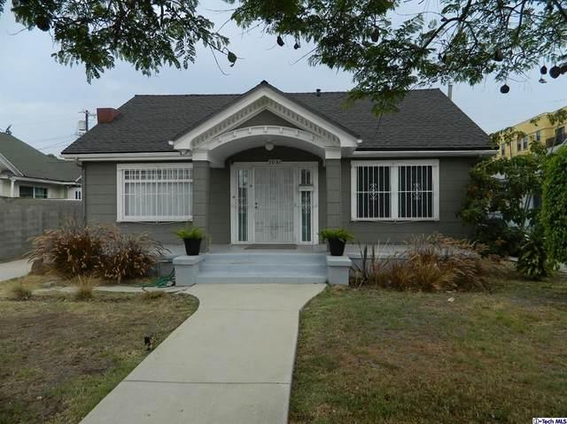 1051 5th Avenue, Los Angeles (City), CA 90019 (#320007007) :: Latrice Deluna Homes