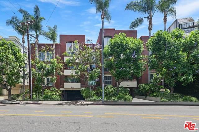 410 S Barrington Avenue #206, Los Angeles (City), CA 90049 (MLS #21764678) :: CARLILE Realty & Lending