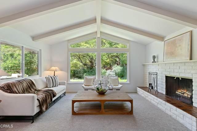 571 Via Sinuosa, Santa Barbara, CA 93110 (#V1-7330) :: Wendy Rich-Soto and Associates