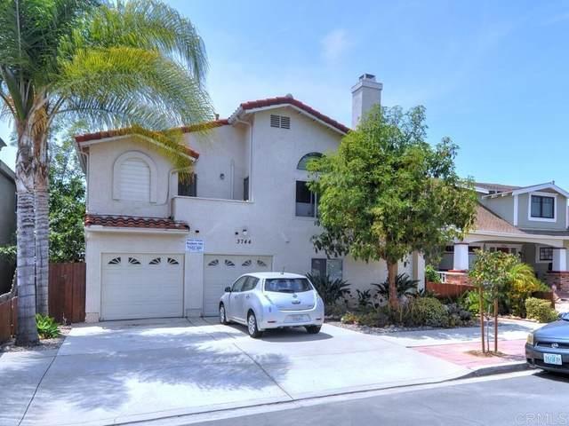 3744 Pershing #5, North Park (San Diego), CA 92104 (#NDP2108618) :: Latrice Deluna Homes