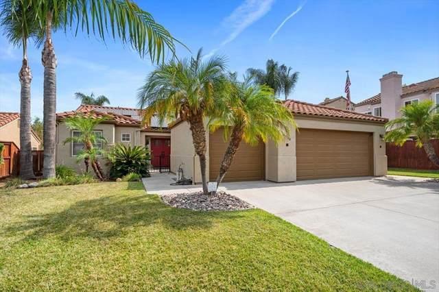 1850 Centennial Way, Escondido, CA 92026 (#210020859) :: Eight Luxe Homes