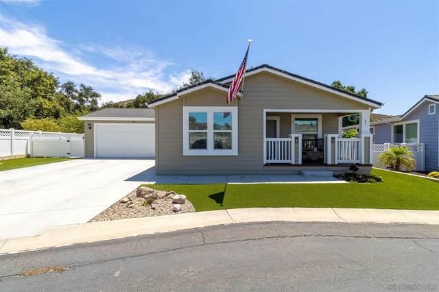 2239 Black Canyon Rd Spc 31, Ramona, CA 92065 (#210020860) :: Eight Luxe Homes