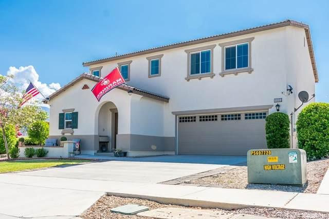1315 Heritage Drive, Calimesa, CA 92320 (#EV21161648) :: Millman Team