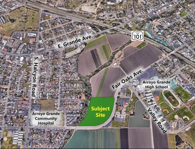 0 Fair Oaks Avenue, Arroyo Grande, CA 93420 (#SC21162085) :: Powerhouse Real Estate