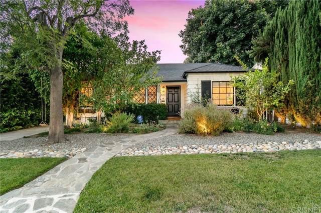4161 Camellia Avenue, Studio City, CA 91604 (#SR21161195) :: Eight Luxe Homes