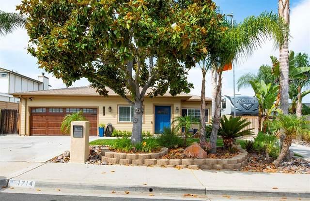 1714 Rees Road, San Marcos, CA 92069 (#NDP2108619) :: The Kohler Group