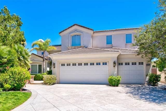 37964 Pinnacle Court, Murrieta, CA 92562 (#PW21161816) :: Necol Realty Group