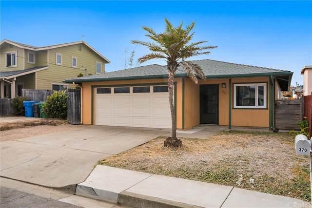 370 Bonita Street, Morro Bay, CA 93442 (#SC21122437) :: Twiss Realty