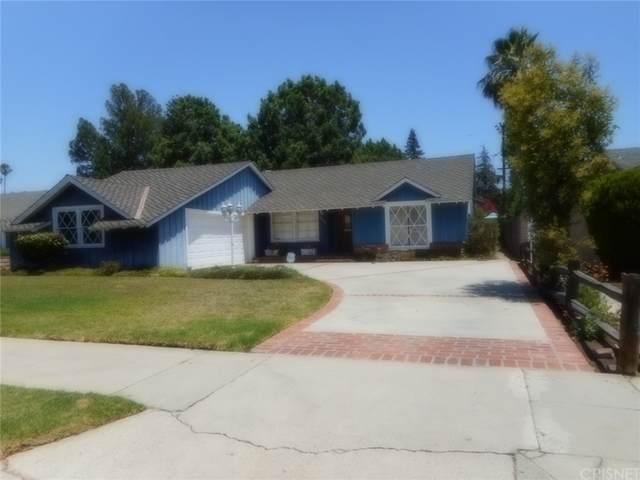 6644 Columbus Avenue, Van Nuys, CA 91405 (#SR21162096) :: Jett Real Estate Group