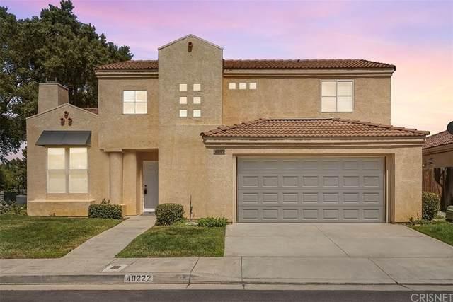 40222 Cantara Drive, Palmdale, CA 93550 (#SR21161557) :: Twiss Realty