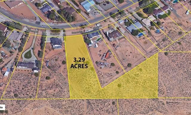 0 Damon Drive, Hesperia, CA 92345 (#537545) :: Jett Real Estate Group