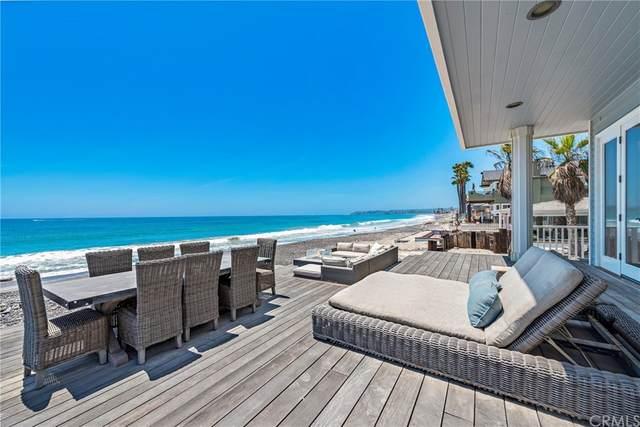 35527 Beach Road, Dana Point, CA 92624 (#OC21156136) :: The Kohler Group
