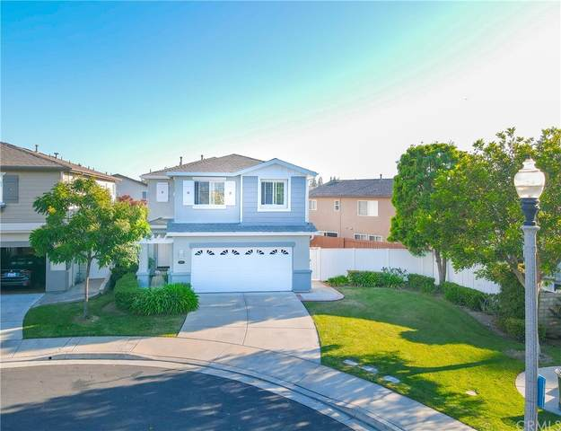 17549 Buttonwood Lane, Carson, CA 90746 (#RS21160297) :: Cochren Realty Team | KW the Lakes