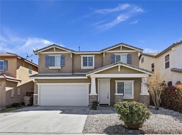 10237 Jennifer Avenue, Hesperia, CA 92345 (#IV21161311) :: A|G Amaya Group Real Estate