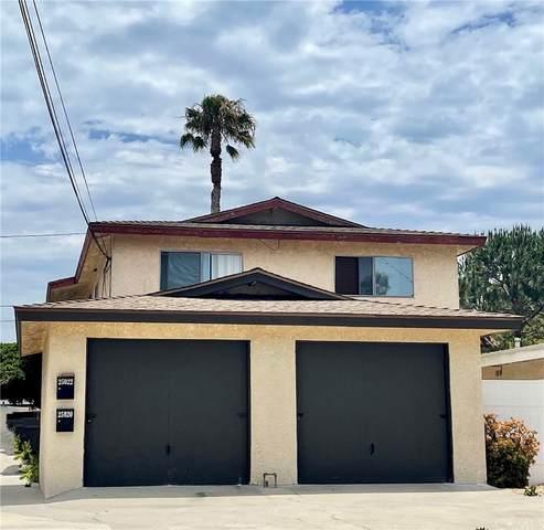25022 Woodward Avenue, Lomita, CA 90717 (#PV21160196) :: Doherty Real Estate Group