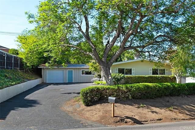 1325 E Alvarado Street, Fallbrook, CA 92028 (#SW21145240) :: Jett Real Estate Group
