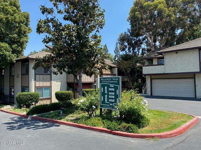 1348 E Hillcrest Drive #69, Thousand Oaks, CA 91362 (#221004051) :: The Marelly Group | Sentry Residential