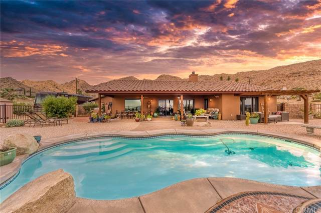 60556 Mountain View Trail, Joshua Tree, CA 92252 (#JT21161946) :: The Marelly Group | Sentry Residential