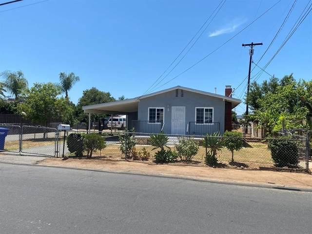 606 S 2nd, El Cajon, CA 92019 (#210020865) :: Mark Nazzal Real Estate Group