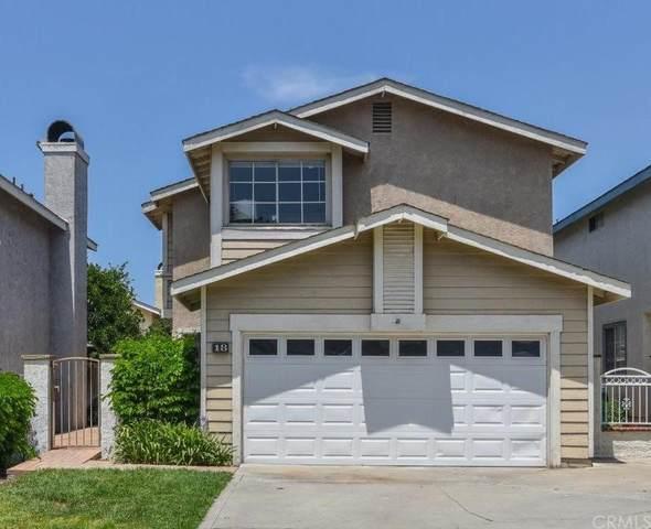 18 Augusta, Irvine, CA 92620 (#OC21160560) :: Team Tami