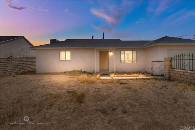 15320 Lucille Street, Mojave, CA 93501 (#NS21159426) :: Robyn Icenhower & Associates