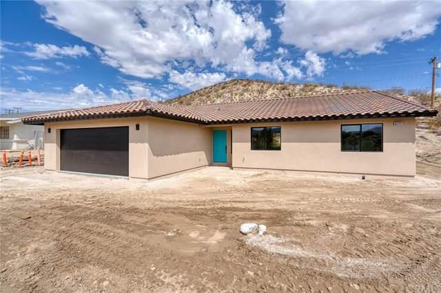 8244 Balsa Avenue, Yucca Valley, CA 92284 (#JT21162175) :: The Marelly Group | Sentry Residential