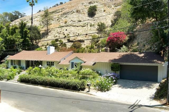 4034 Stoneybrook Drive, Sherman Oaks, CA 91403 (MLS #OC21161596) :: CARLILE Realty & Lending