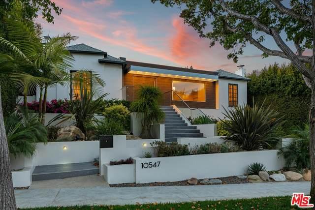 10547 Strathmore Drive, Los Angeles (City), CA 90024 (#21764340) :: The DeBonis Team