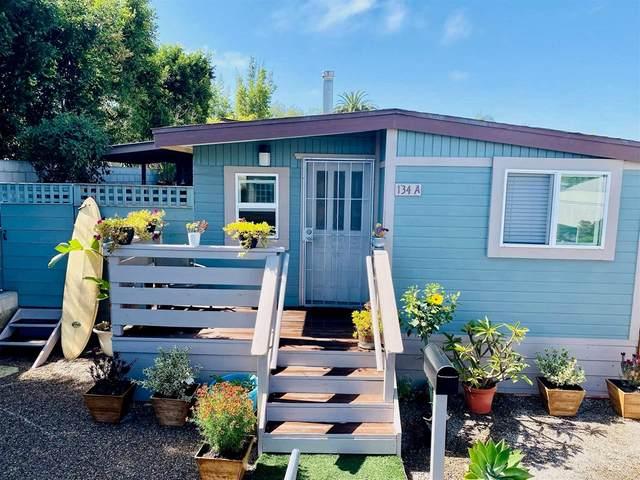 699 N Vulcan Ave 134-A, Encinitas, CA 92024 (#NDP2108626) :: Jett Real Estate Group