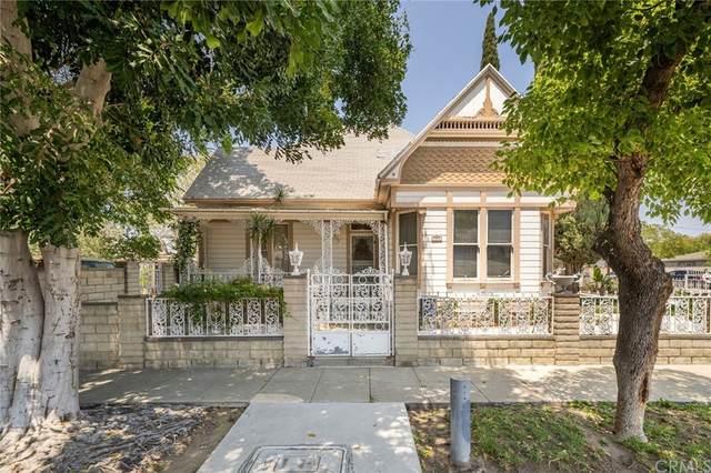185 E 11th Street, Pomona, CA 91766 (#CV21161537) :: Jett Real Estate Group