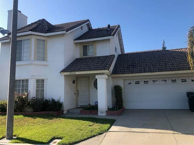 15115 Rancho Centina Road, Paramount, CA 90723 (#PW21162230) :: The Marelly Group | Sentry Residential