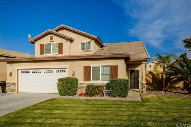 13041 Evanston Street, Victorville, CA 92392 (#CV21162221) :: The Marelly Group | Sentry Residential
