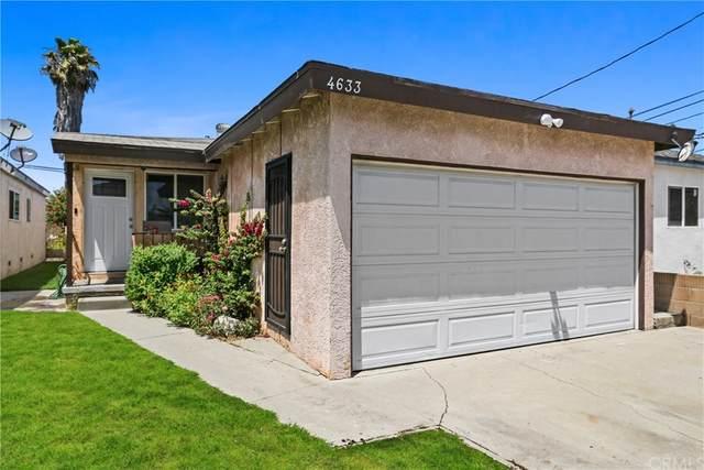 4633 W 152nd Street, Lawndale, CA 90260 (#SB21159680) :: Robyn Icenhower & Associates