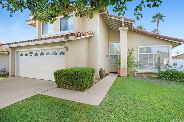 40140 Warbler Circle, Murrieta, CA 92591 (#SW21161408) :: Re/Max Top Producers