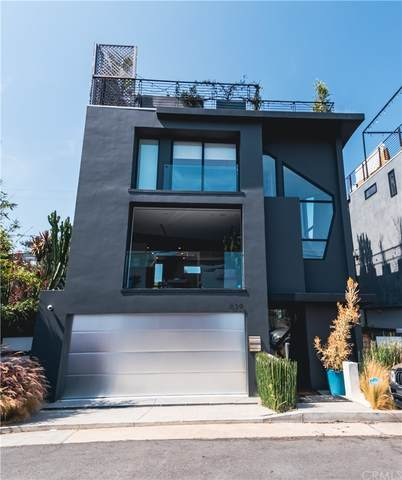 639 Mildred Avenue, Venice, CA 90291 (#PV21159552) :: Realty ONE Group Empire