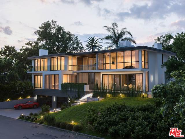 1635 Casale Road, Pacific Palisades, CA 90272 (MLS #21764724) :: The Zia Group