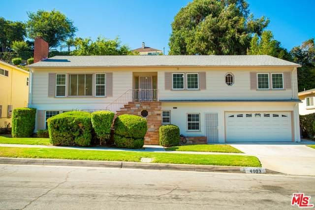 4023 Fairway Boulevard, View Park, CA 90043 (#21764690) :: Robyn Icenhower & Associates