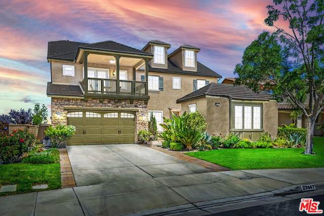 27447 English Ivy Lane, Canyon Country, CA 91387 (#21763896) :: Steele Canyon Realty