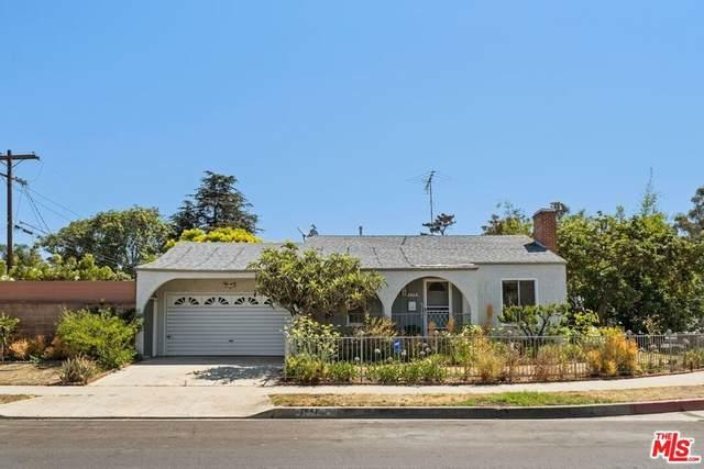 3958 Frances Avenue, Los Angeles (City), CA 90066 (#21764736) :: Millman Team