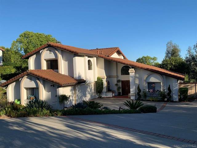 13645 Del Poniente Drive, Poway, CA 92064 (#210020891) :: Jett Real Estate Group