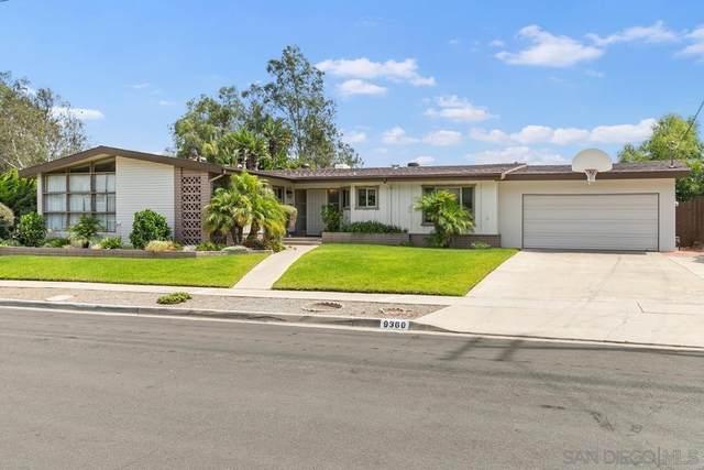9360 Loren Dr, La Mesa, CA 91942 (#210020896) :: Zutila, Inc.