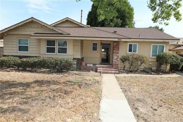 15652 Lassen Street, North Hills, CA 91343 (#WS21162331) :: Jett Real Estate Group