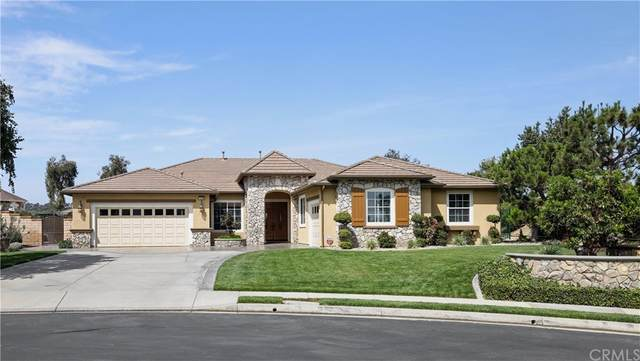 15236 Glen Ridge Drive, Chino Hills, CA 91709 (#TR21138222) :: Jett Real Estate Group