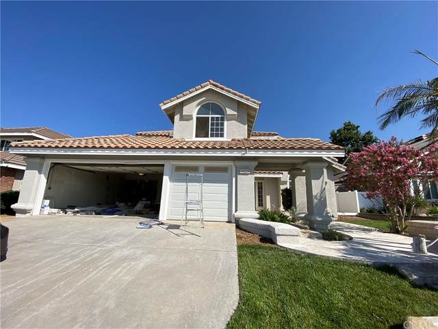 13964 Crescenta Way, Rancho Cucamonga, CA 91739 (#CV21161747) :: The Costantino Group   Cal American Homes and Realty