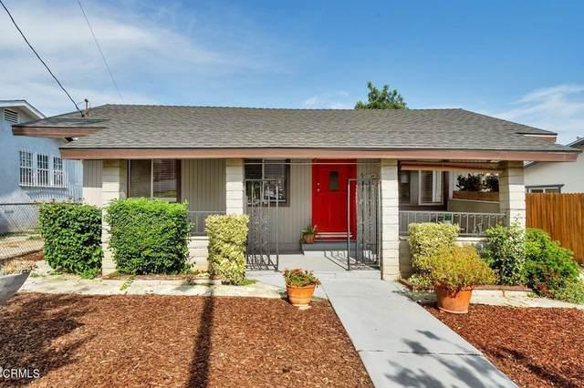 3848 Portola Avenue, Los Angeles (City), CA 90032 (#P1-5878) :: The Kohler Group