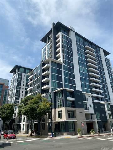425 W Beech Street #342, San Diego, CA 92101 (#OC21162159) :: Realty ONE Group Empire