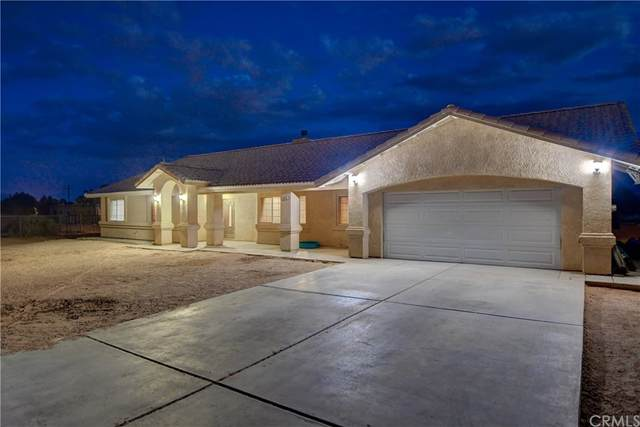 15775 Winnebago Road, Apple Valley, CA 92307 (#EV21162347) :: The Costantino Group | Cal American Homes and Realty