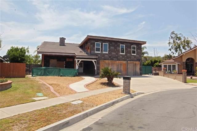 15816 La Pena Avenue, La Mirada, CA 90638 (#PW21161982) :: Jett Real Estate Group