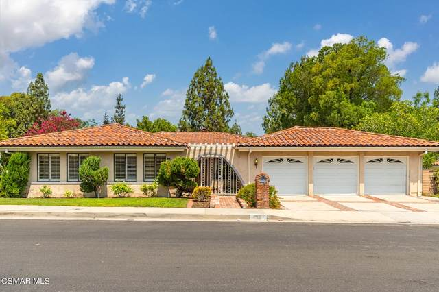 23817 Posey Lane, West Hills, CA 91304 (#221004058) :: Eight Luxe Homes