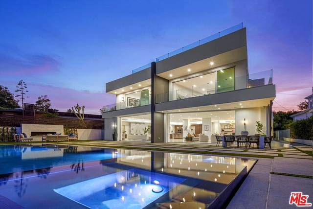 15205 De Pauw Street, Pacific Palisades, CA 90272 (#21764772) :: The Marelly Group | Sentry Residential
